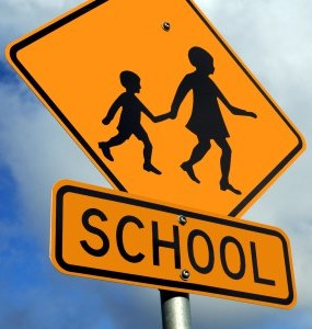 School crossing 2