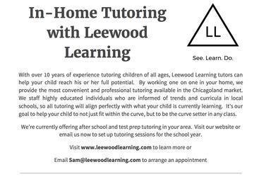 Leewood Learning 2